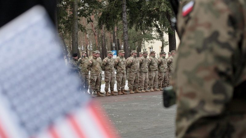 Washington needles Germany with threat of US troops relocation to Poland