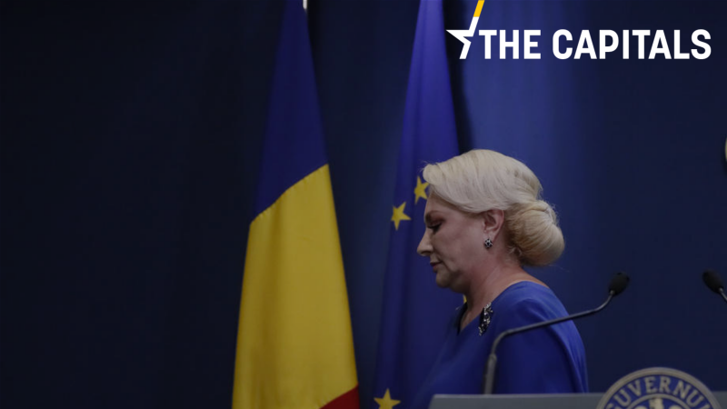 Dancila urges national unity on Commission nominee following EURACTIV report
