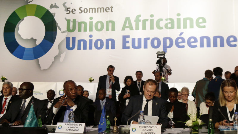 'Partnerships' to be at heart of EU-Africa strategy, leaked paper reveals