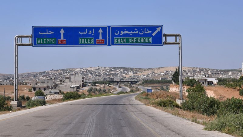 Russia says US strikes in Syria's Idlib put ceasefire at