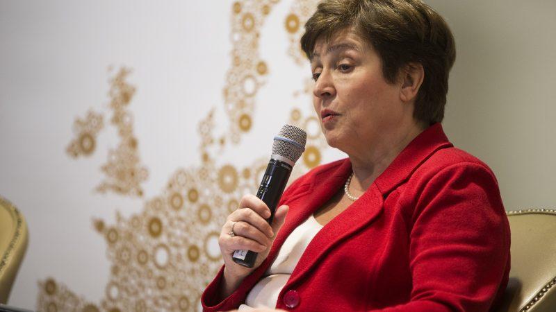 World Bank CEO Georgieva to head International Monetary Fund