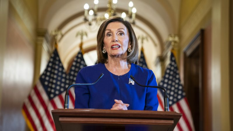 Pelosi: US House will start formal impeachment inquiry of Trump