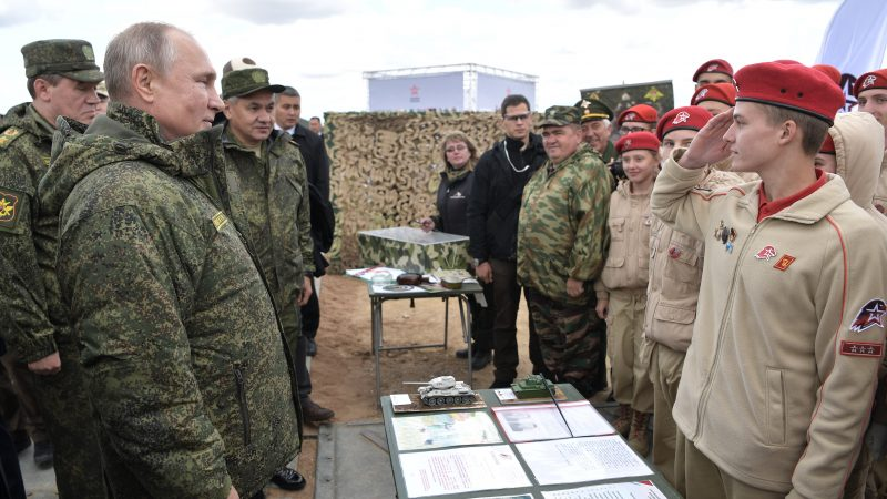 Russia To Fund Modernisation Of Army In Occupied Georgian Region Euractiv Com