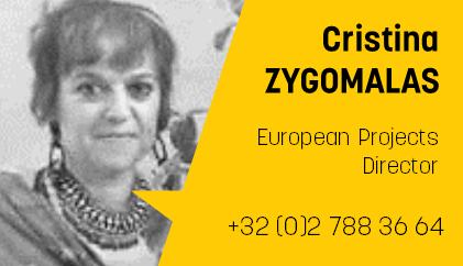 Cristina Zygomalas