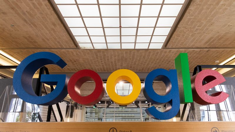 Google accused of secret data-sharing