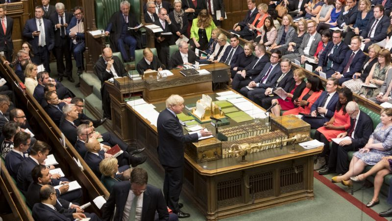 British government loses majority in Parliament as Tory MP defects