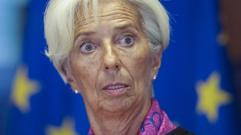 Lagarde pledges to continue with Draghi's loose monetary