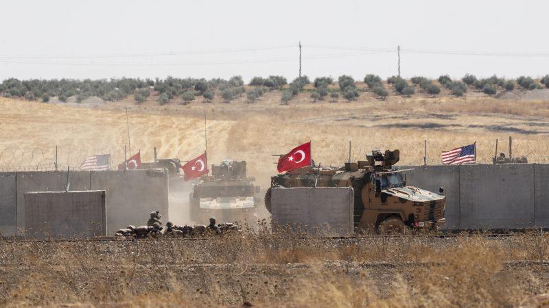 STIGLA I POTVRDA WASHINGTONA! Kurdske snage tvrde da su završile povlačenje iz pogranične oblasti s Turskom