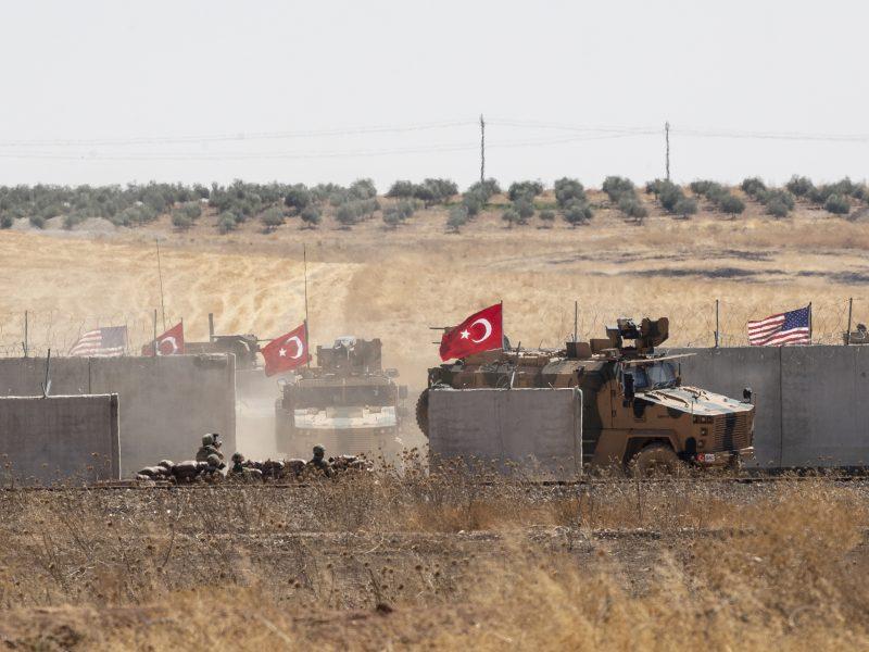 Resultado de imagem para turkey invasion syria