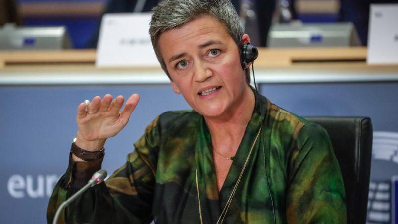 Vestager: Facial recognition tech breaches EU data protection rules