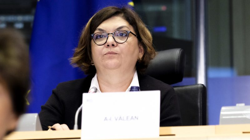 EU Chief Chooses Romanian MEP to Serve on Commission