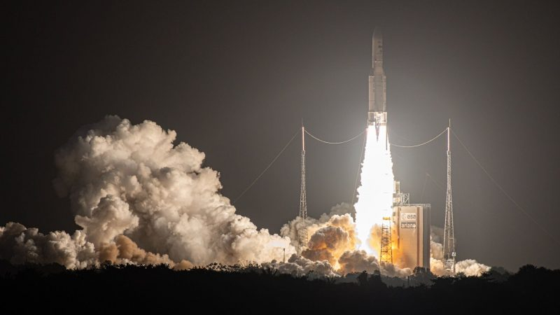 European Space Agency gets astronomical budget