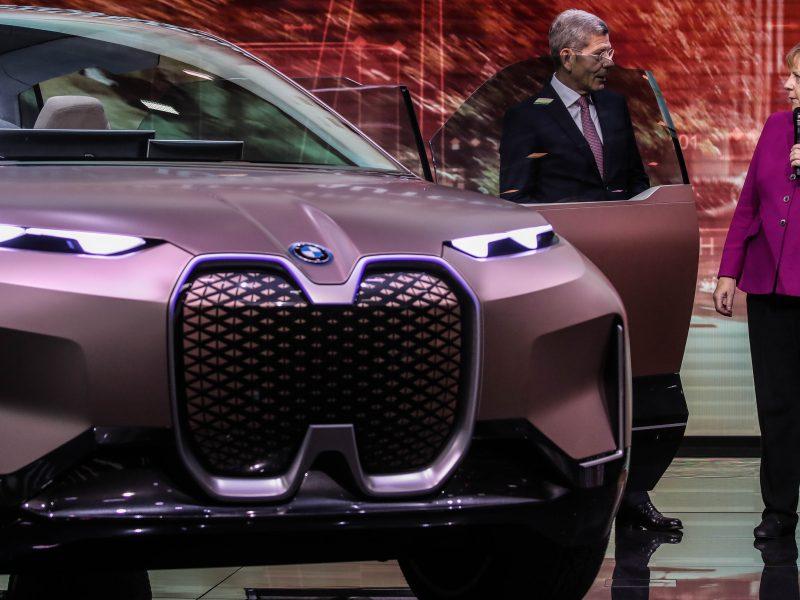 No way around electrification,' BMW says – EURACTIV.com