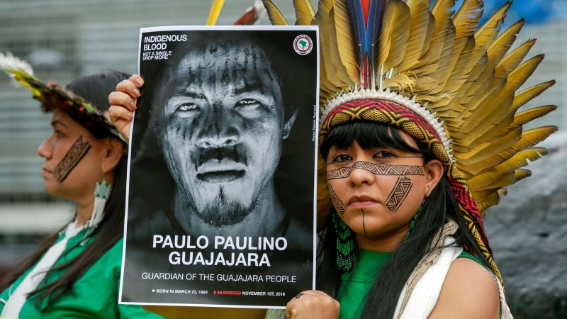 Indigenous leaders urge EU to protect forest homeland