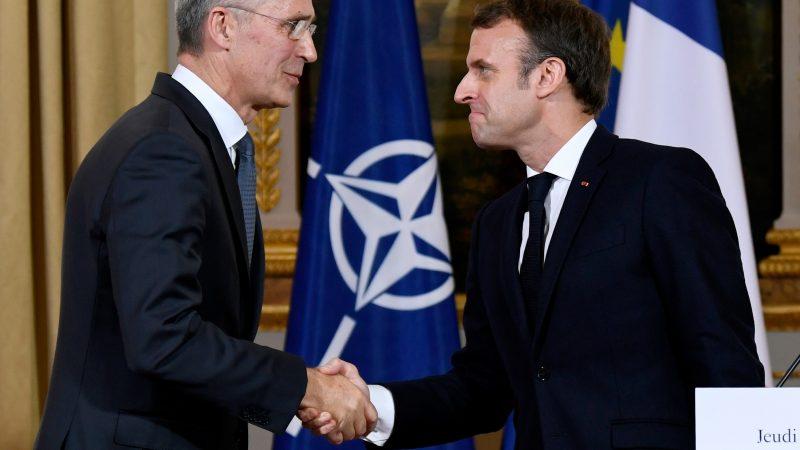 France S Macron I M Not Sorry I Called Nato Brain Dead Euractiv Com