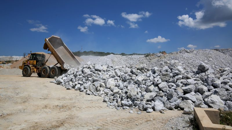 Breaking new ground: The EU's push for raw materials sovereignty