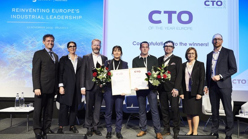 The CTOs making technology work for Europe - EURACTIV