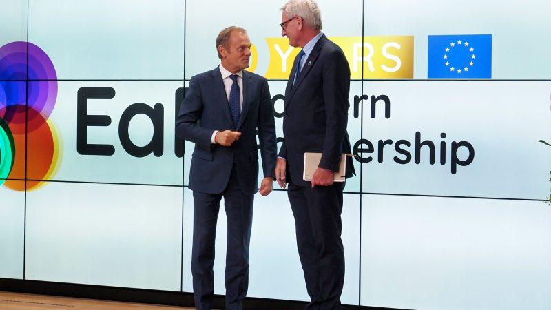Future of Eastern Partnership: EPP backs trio plan, Commission cautious