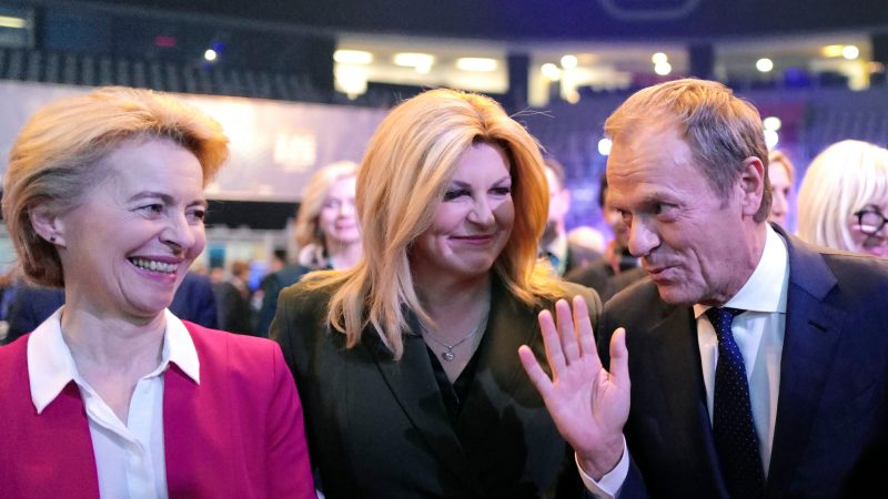 In new capacity of EPP leader, Tusk vows to fight populism