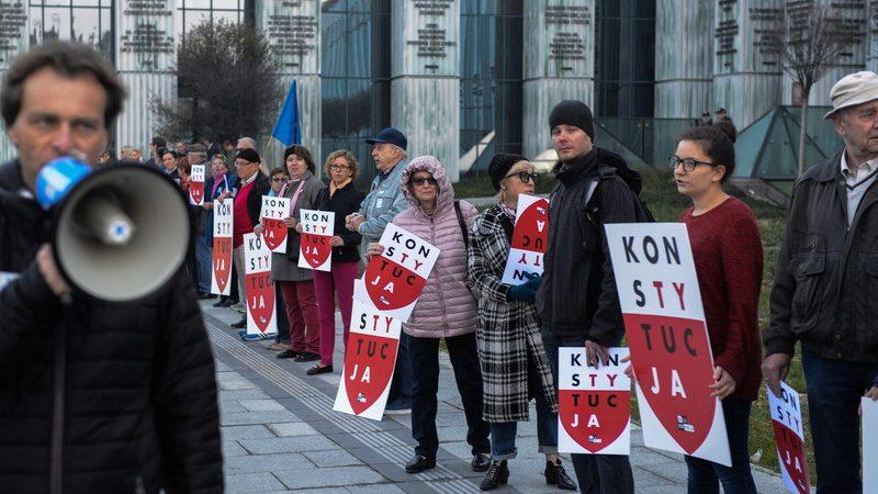 EU top court: Poland broke EU law with judicial reform