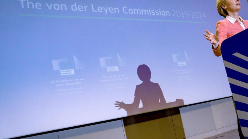 EU parliament approves von der Leyen commission