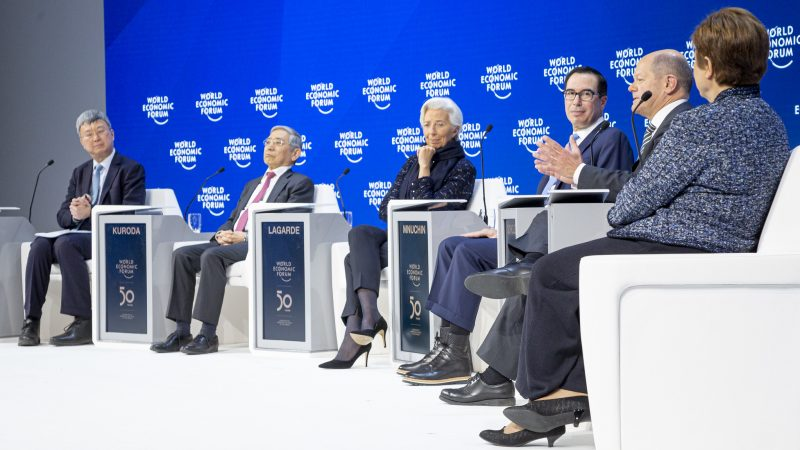 IMF warns of the risk of central banks' 'cheap money'