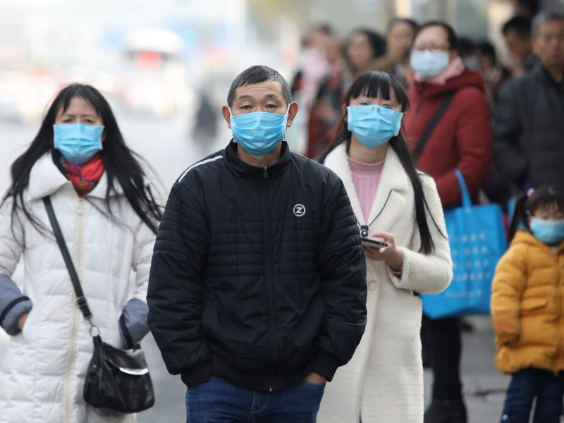 Coronavirus: Chinese hospitals in chaos as lockdown spreads to affect 20m people
