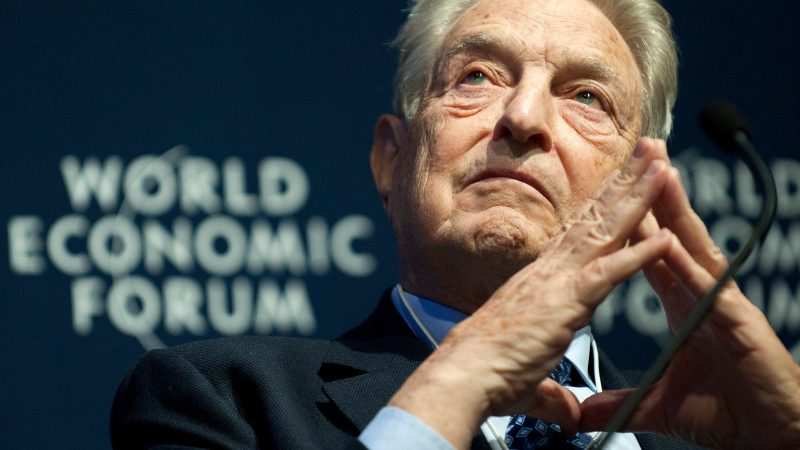 Soros accuses Facebook of conspiring to re-elect Trump - EURACTIV.com