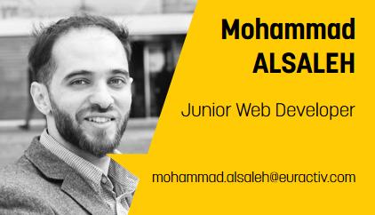 Mohammad Alsaleh