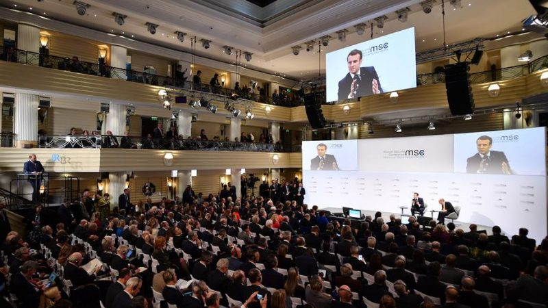 Munich Security Conference - Day #2
