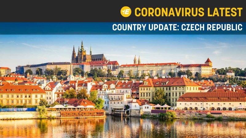 Czech Republic records highest number of active COVID-19 cases since start  of pandemic – EURACTIV.com