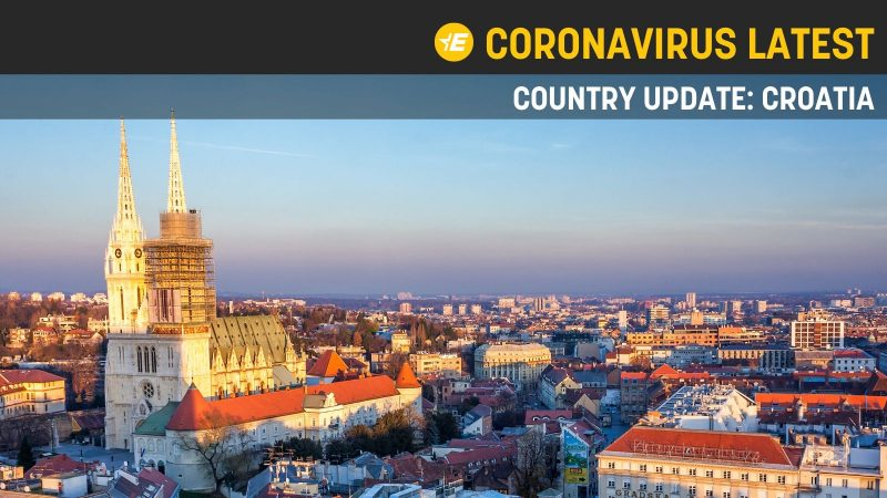 Entire Croatian Health Ministry Tests Positive For Covid 19 Euractiv Com