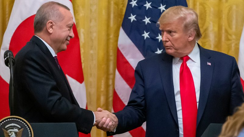 Erdogan is bullying Europe because Trump gave him the green light ...