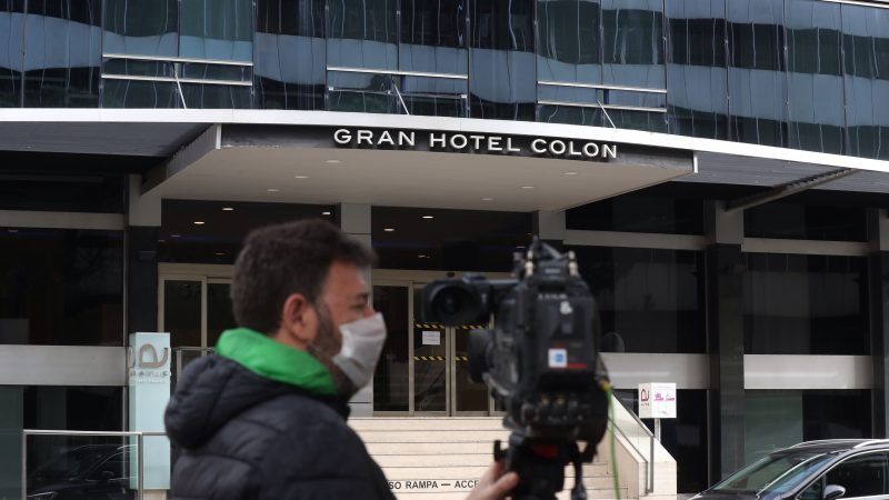Spain Covid-19 death toll shoots past 1300