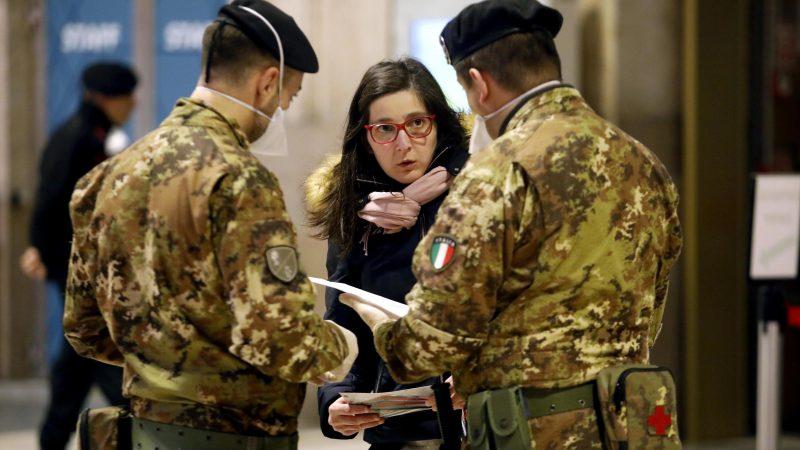 Coronavirus: Italy records another 651 deaths