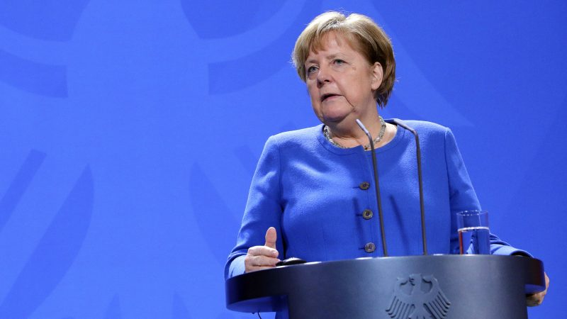 Two Thirds Of Germans May Get Coronavirus Merkel Says Euractiv Com