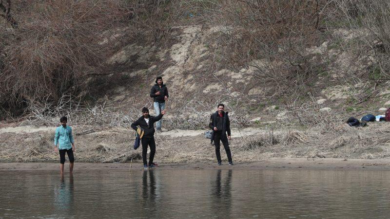 Greece dismisses reports Turkey occupied Evros river border strip