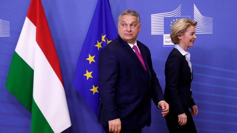 Pressure mounts on Hungary, Poland to unlock EU stimulus