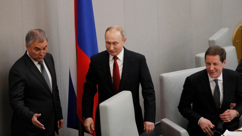 Putin Approves Changes Allowing Him To Stay In Power Until 2036 Euractiv Com