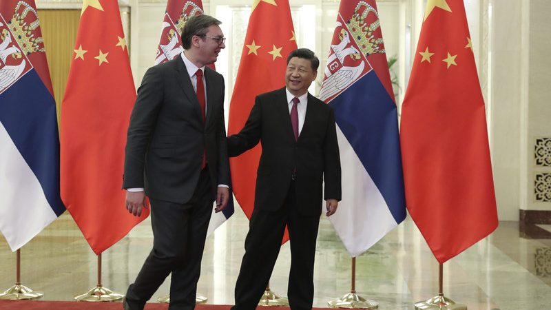 Serbia turns to China due to 'lack of EU solidarity' on ...