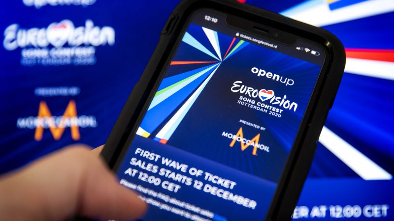 Due to COVID-19: Eurovision 2020 Cancelled