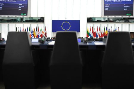 European political parties ready to enter global governance stage