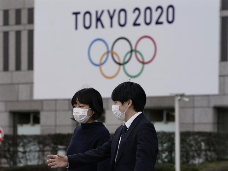 Abe says Trump supports Olympic postponement 100%