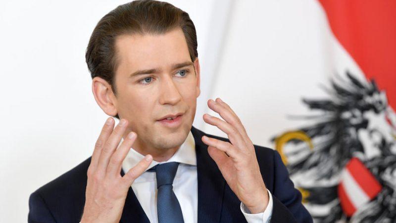 Austria to make supermarket shoppers wear face masks