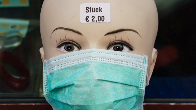 Germany caught up in mask fraud scheme