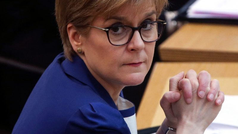 Chief medical officer did not reveal second home visit, Nicola Sturgeon says