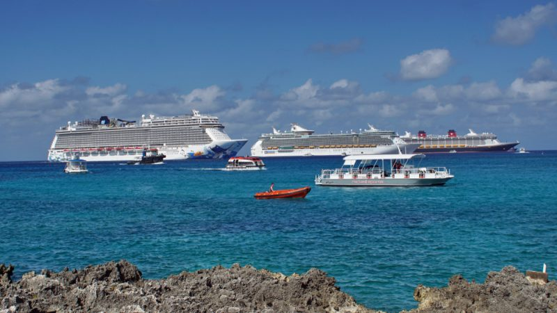 Europe braces for cruise ship arrivals