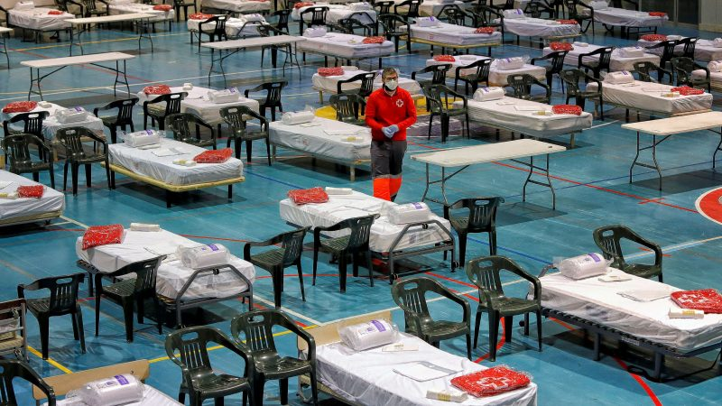 Spain tops 100,000 COVID-19 infections, with record death...
