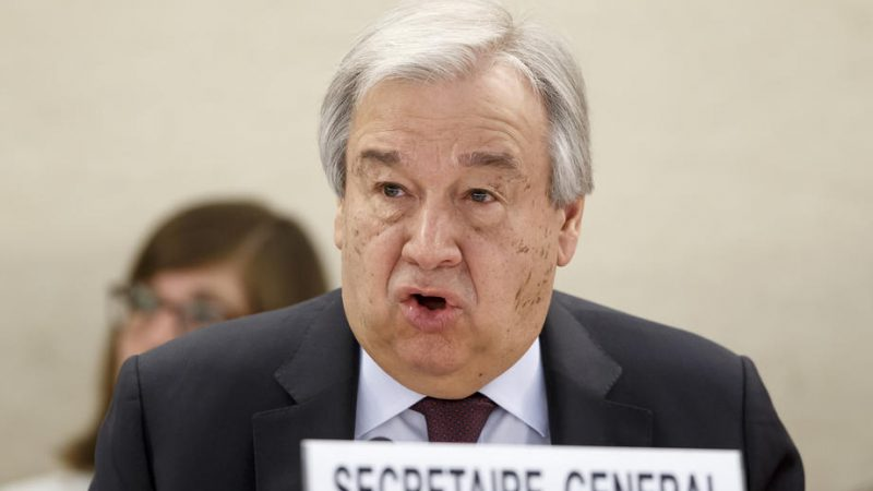 UN chief to host Cyprus meeting in April