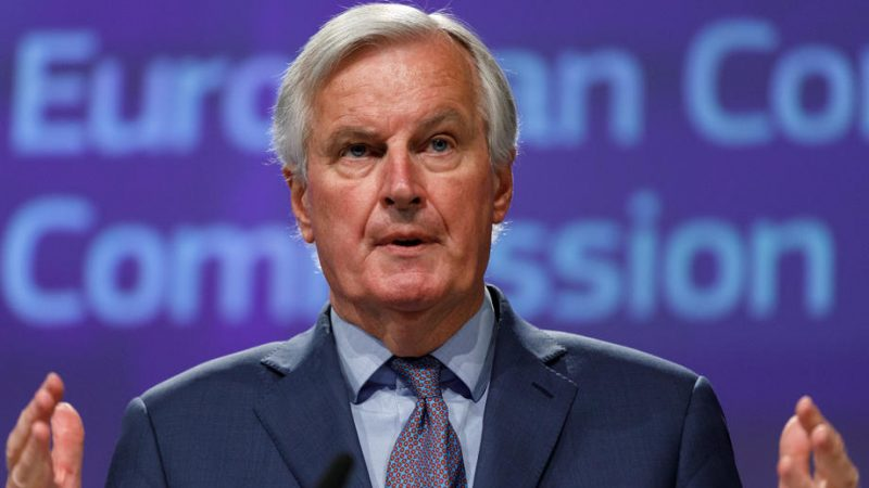 Brexit: UK insisting on no extension to deadline, says Michel Barnier